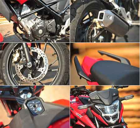 Review All New Honda CB150R