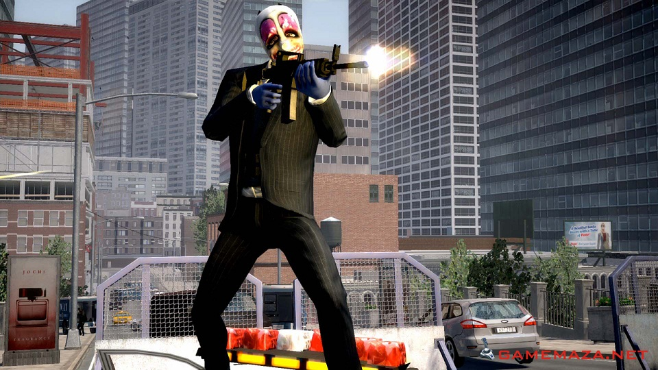 Payday The Heist PC Game Free Download