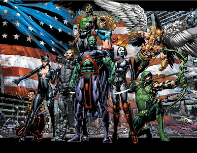 New Justice League of America 2013