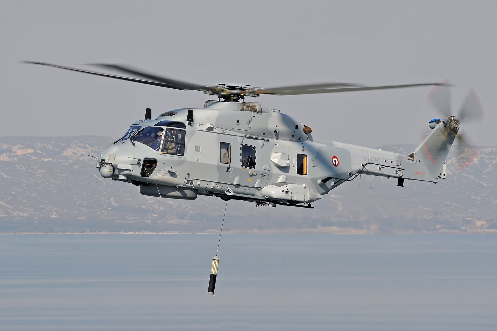 Elicottero Nh90 : Helicopter photos nh nfh