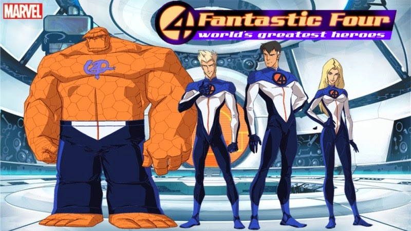 Fantastic Four: World's Greatest Heroes. Espisodio 1.