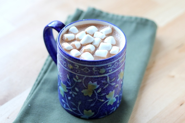Creamy Crock-Pot Cocoa Recipe by Barefeet In The Kitchen