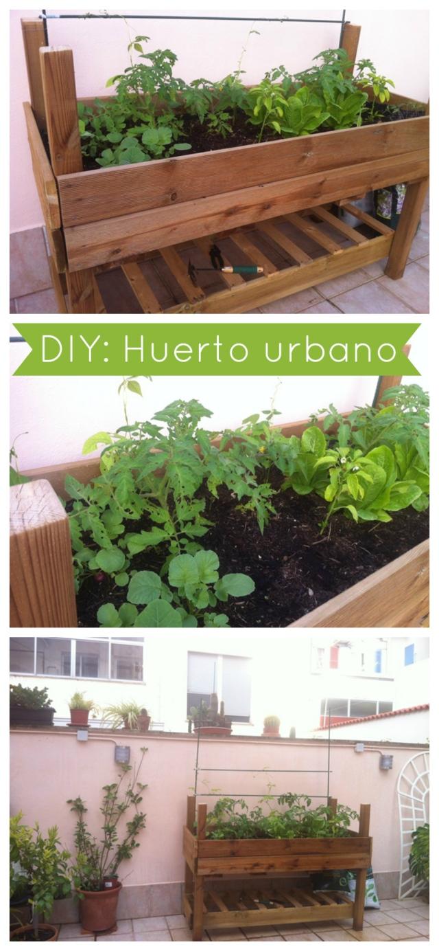 Diy c mo hacer un huerto urbano f cil y barato for Casa y jardin bazaar 2013