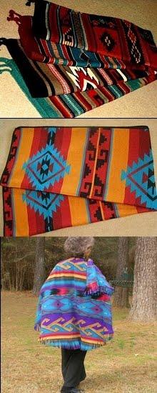 Blankets/Mantas temas native american