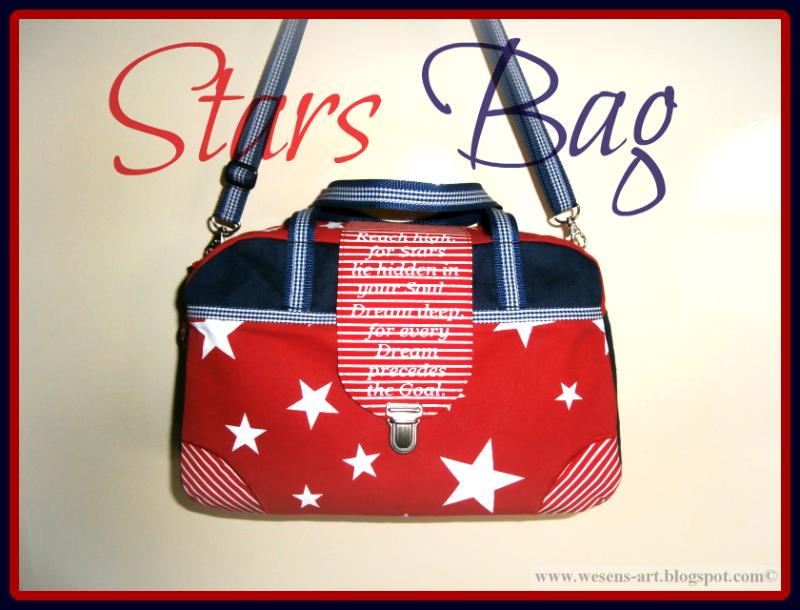 StarsBag    wesens-art.blogspot.com