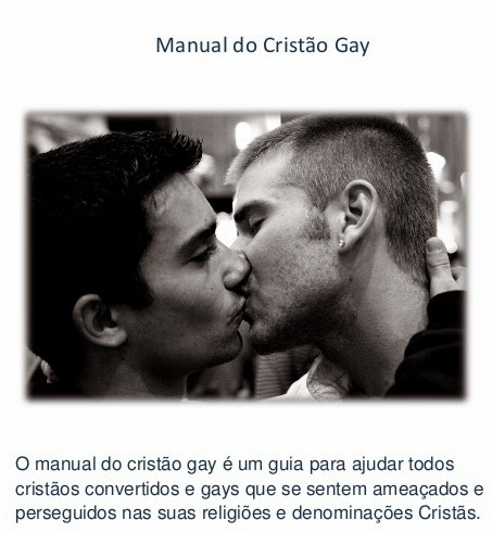Manual do Cristão Gay
