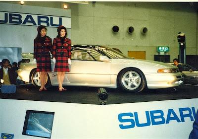 Salón Tokio Motor Show 1989, Subaru SVX