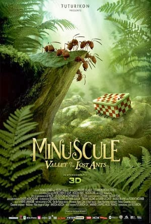 Minuscule: Valley Of The Lost Ants 2014 poster