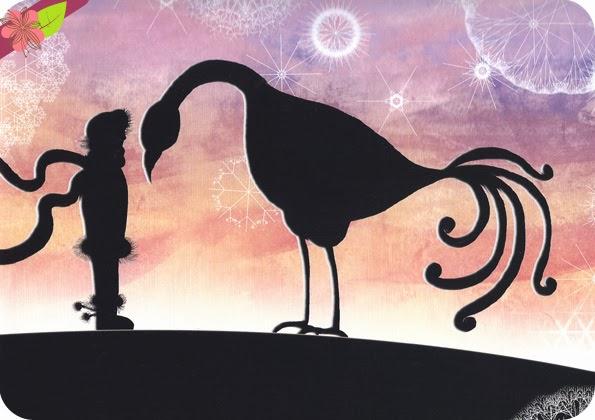 L'enfant et l'Oiseau blanc de Nancy Guilbert et Emilie Dedieu