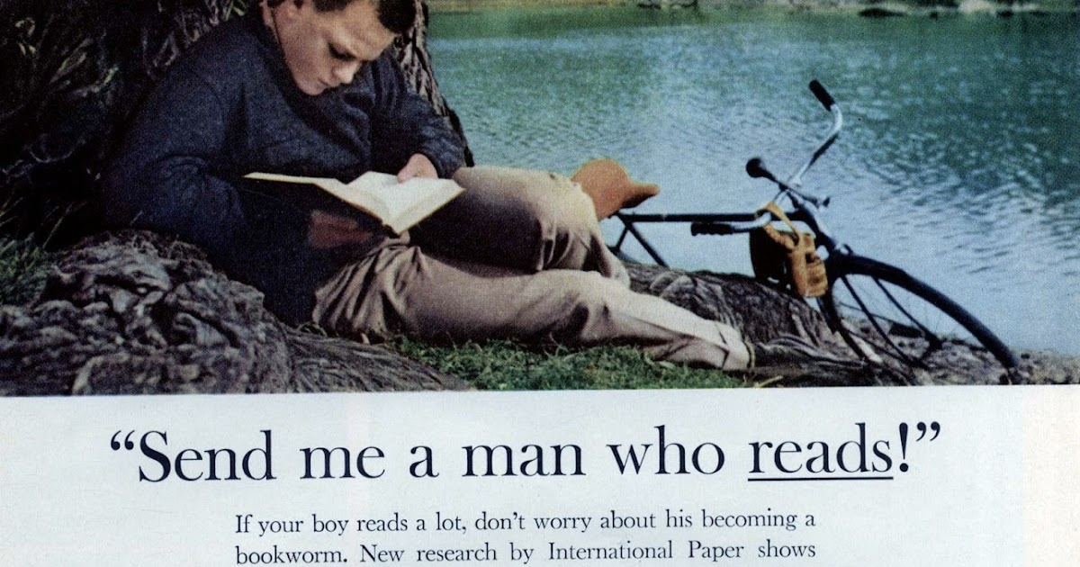 Image result for send me a man who reads   ad.....