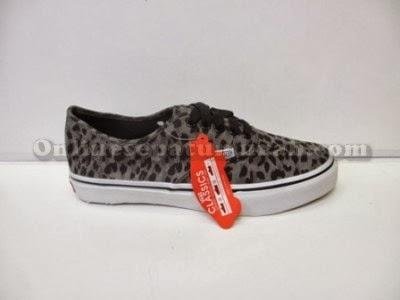 Vans Leopard Authentic Pusat Grosir Sepatu Toko Sepatu