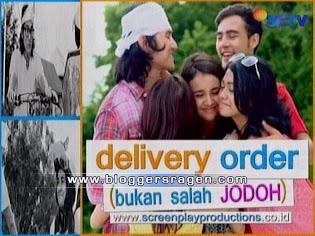 Delivery Order Bukan Salah Jodoh FTV