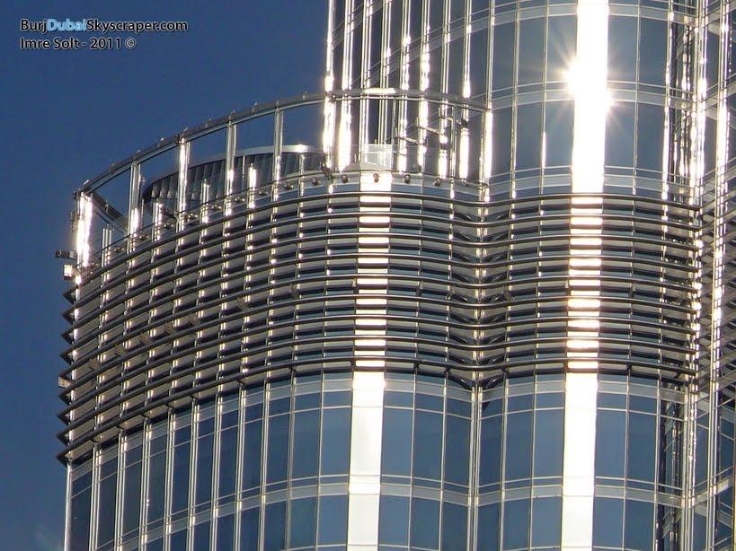 Burj Khalifa Inside