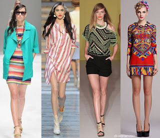 Fashion Trends Summer 2013 women