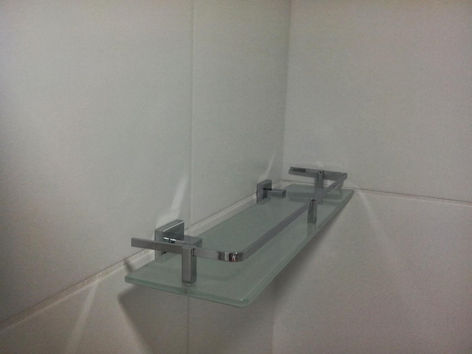 Reforma do meu apê: Comprinhas para o banheiro social #58534A 1600 1200