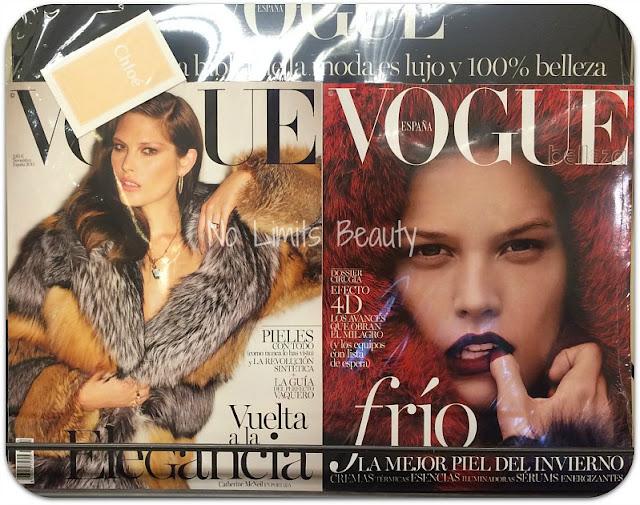 Regalos revistas noviembre 2015: Vogue