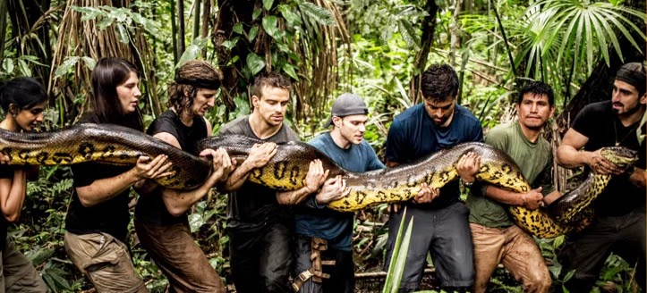Discovery Channel Eaten Alive by Anaconda Gone Wrong Viewers Were Shock