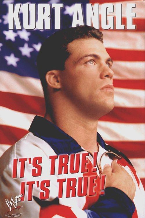 thumbnail pix free porn gay wwe wrestlers. WWF WWE WRESTLING KURT ANGLE IT'S ...