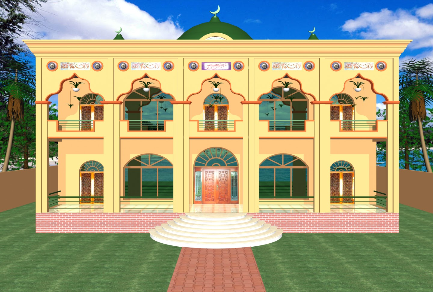 Home arcitect mosque design - 3d home architect design deluxe 8 tutorial ...