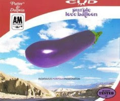 Purple Love Balloon cover art