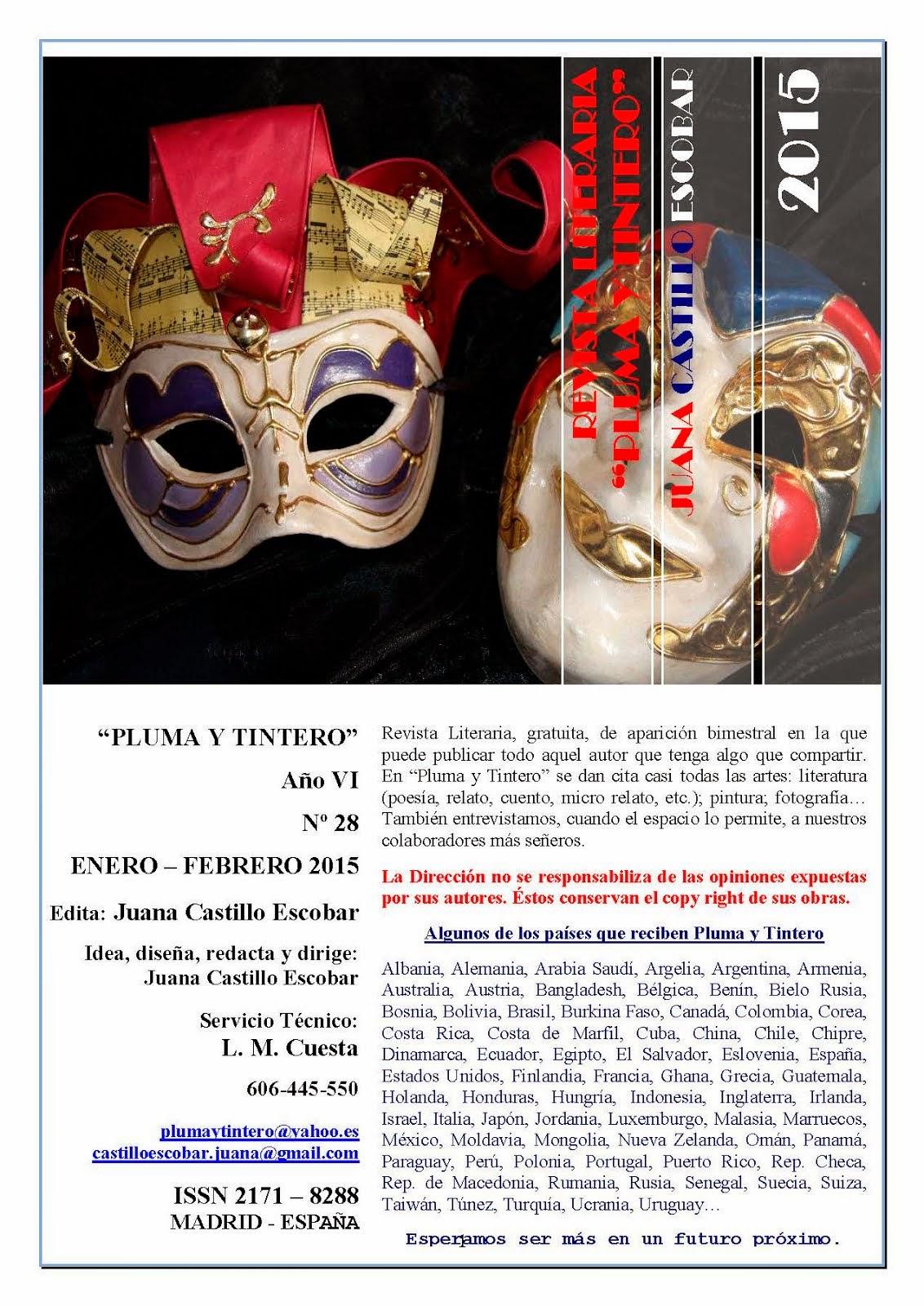 Nº 28 - Año VI - Enero-Febrero 2015