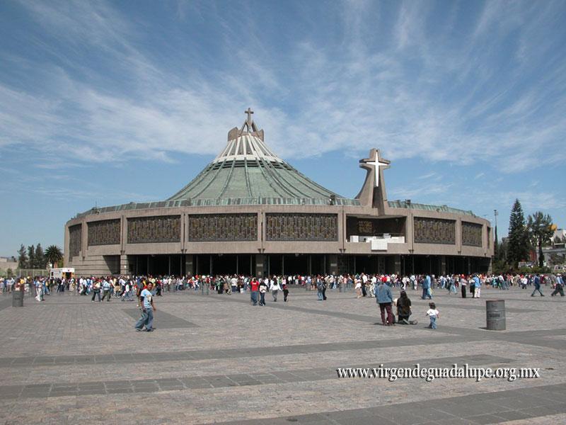 La Basílica de Guadalupe