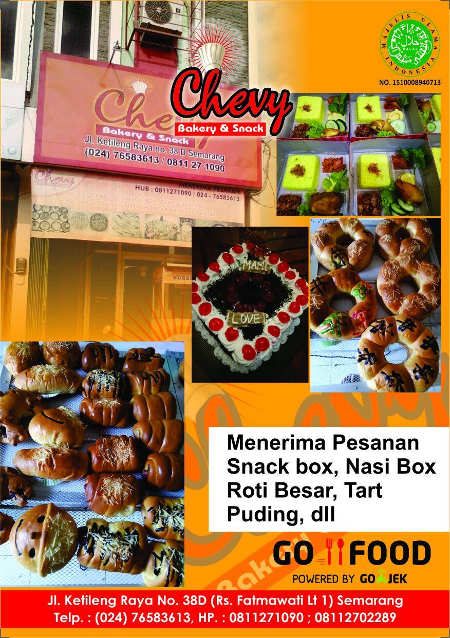 Toko Bakery & Snack Favorit Semarang