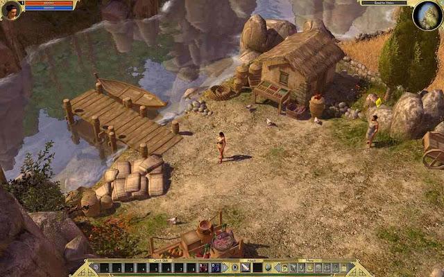 Titan Quest Game Full Version