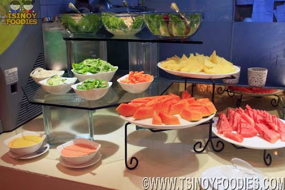 salad fruit bar