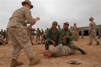 """Marruecos suspende las maniobras militares denominadas """"El León Africano"""" que están  realizando unidades militares estadounidenses"""