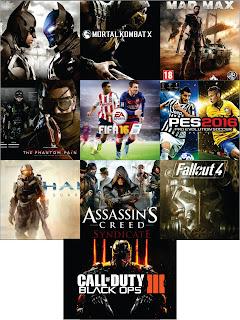 10 Game Terbaik 2015 yang Dinantikan Gamer
