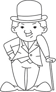 carnay publisher   line diagram  a cartoon character