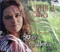 Download CD Wellida Silva   Só Pra Te Adorar