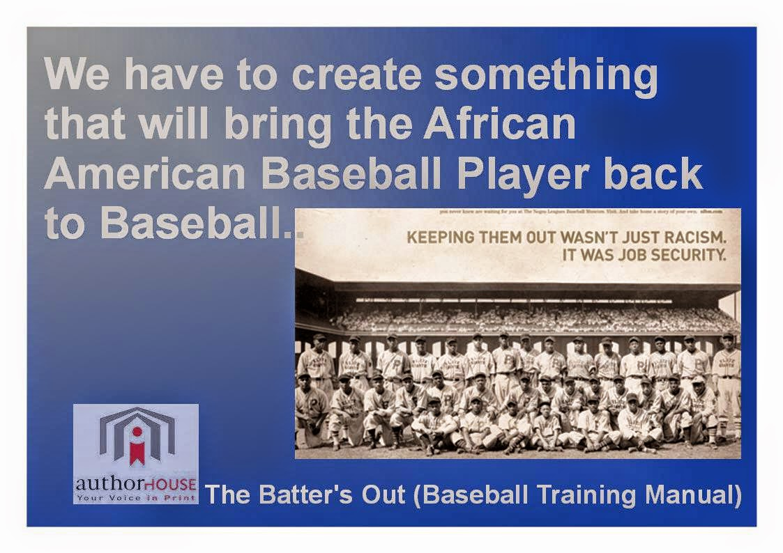 The Batter's Out (Baseball Training Manual)
