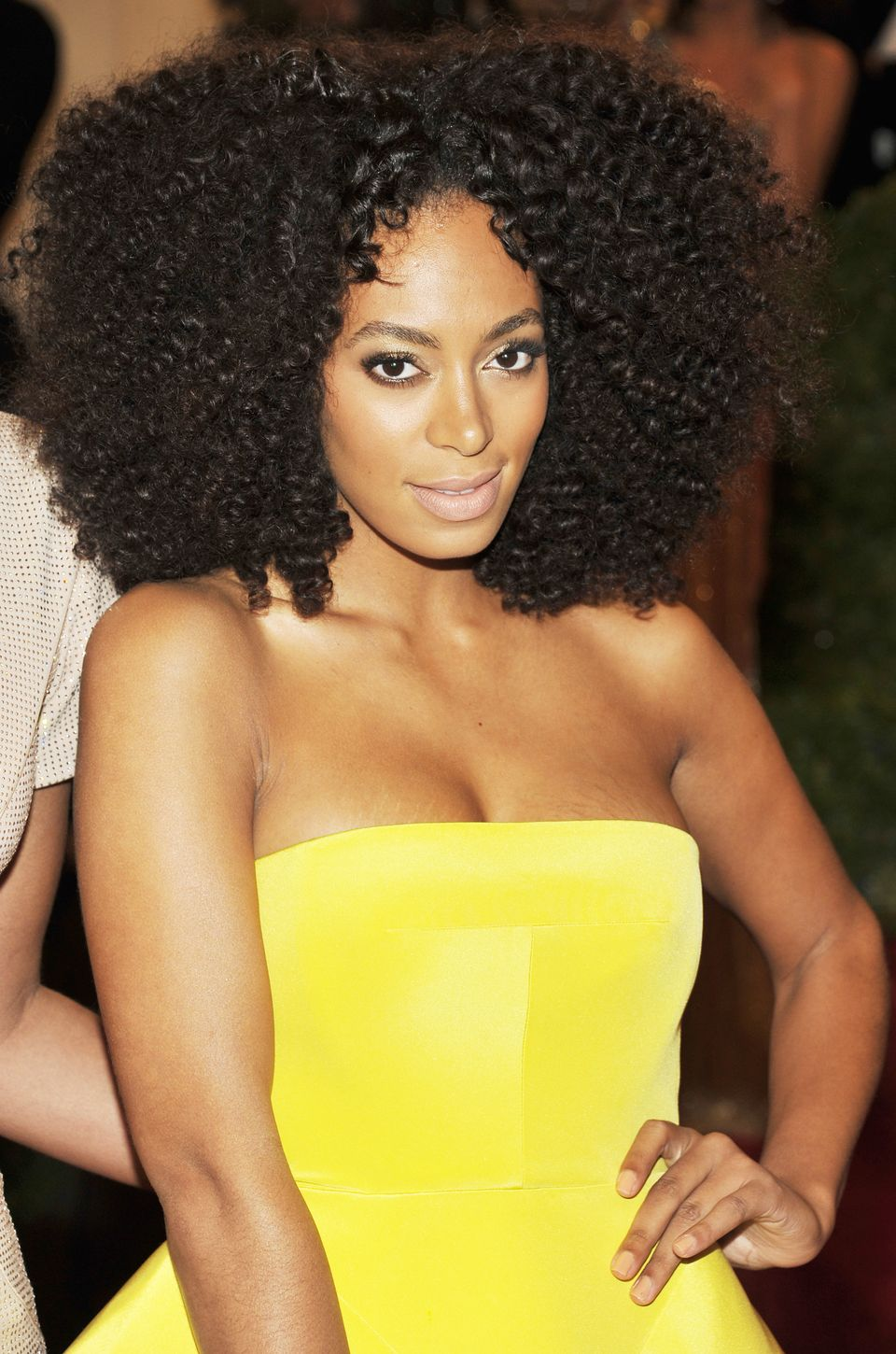 Hair Crush: Solange Knowles 2012 Met Gala
