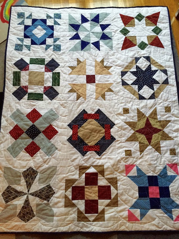 patchwork bloques basicos
