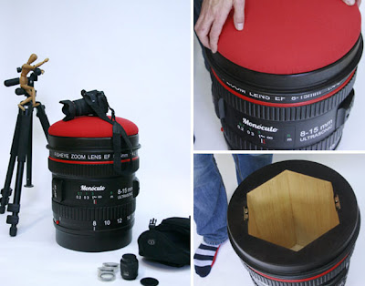Creative Camera Inspired Products and Designs (15) 11