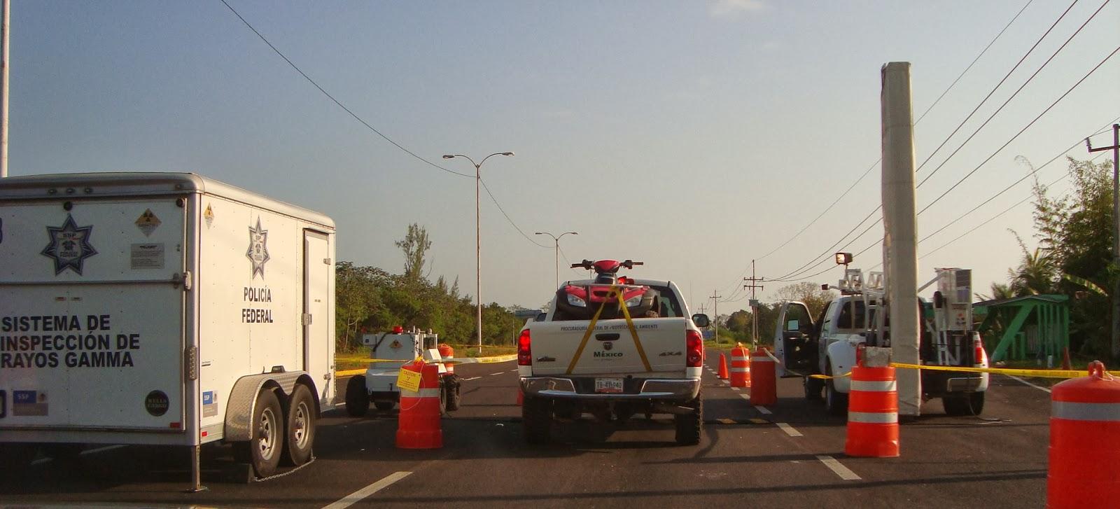 Policia Federal y Policias Estatales Mexico DSC02757