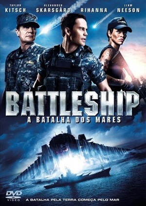 Battleship - A Batalha dos Mares BluRay Filmes Torrent Download capa