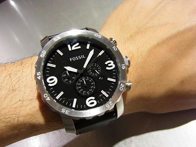 Relógio Fossil JR1436 Nate