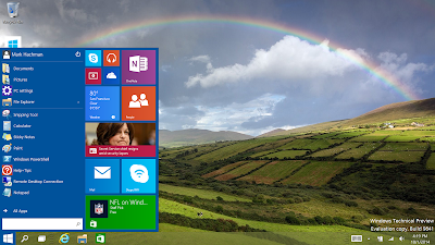 caracteristicas de windows 10