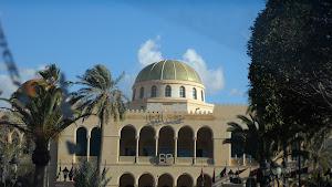 قصر الملك بطرابلس ليبيا