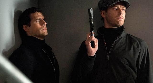 O Agente da U.N.C.L.E. | Trailer estendido e pôsteres inéditos do thriller de espionagem com Henry Cavill e Armie Hammer