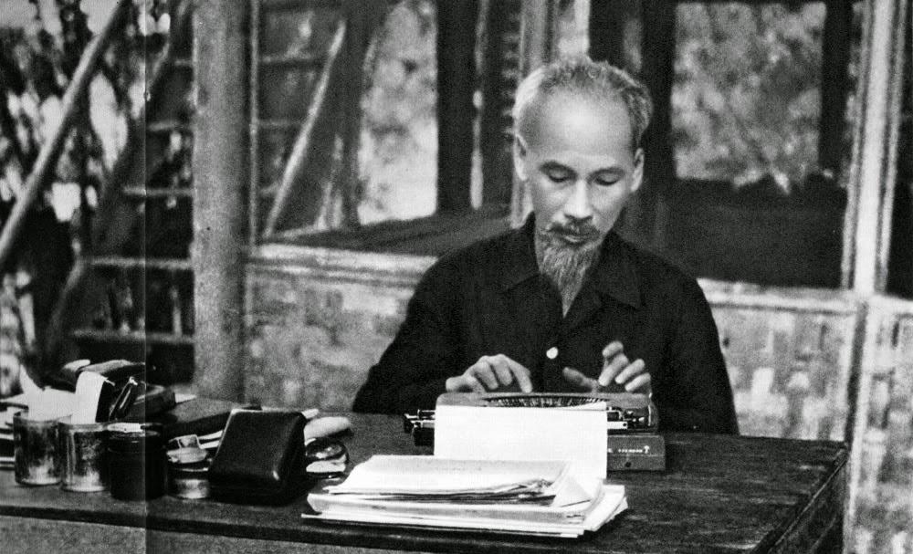Di chuc Ho Chi Minh, Bac Ho, Nguyen Ai Quoc