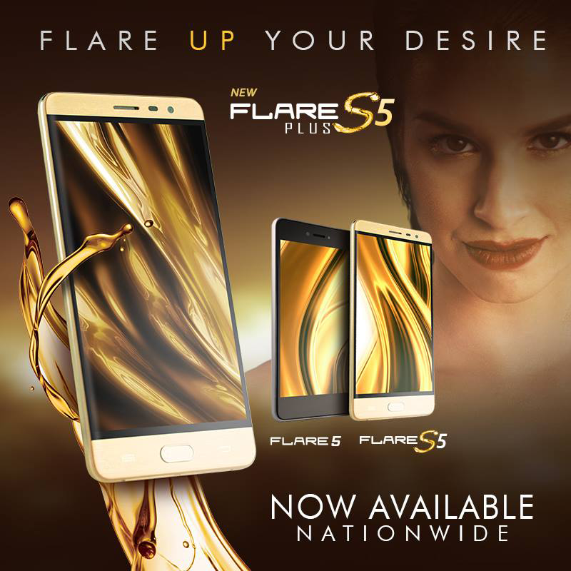 Report cherry mobile flare 5 and flare s5 is now available nationwide price starts at php 5499