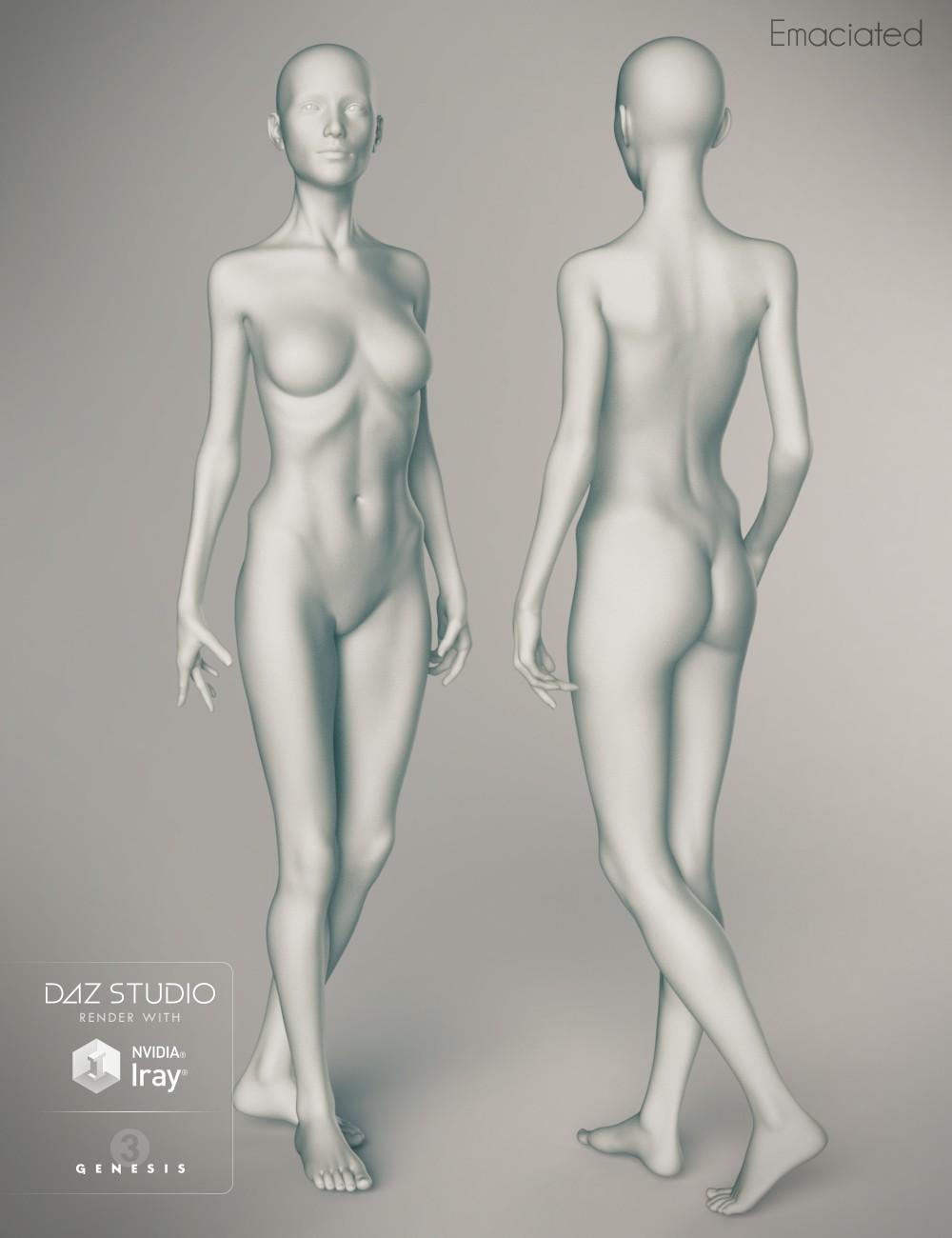 Nude female models downloads for daz sex image