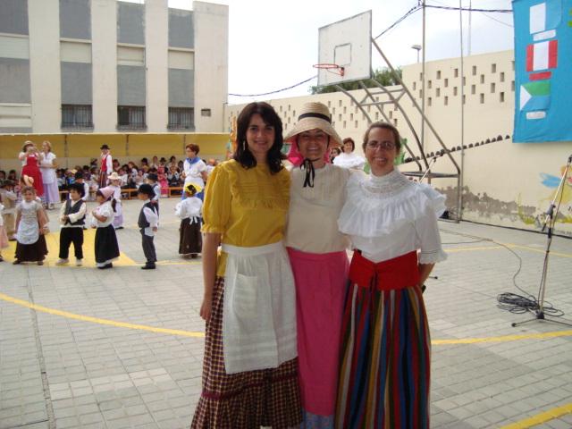¡¡¡¡EN HONOR A LAS ROMERAS MAYORES DE 5º!!!!