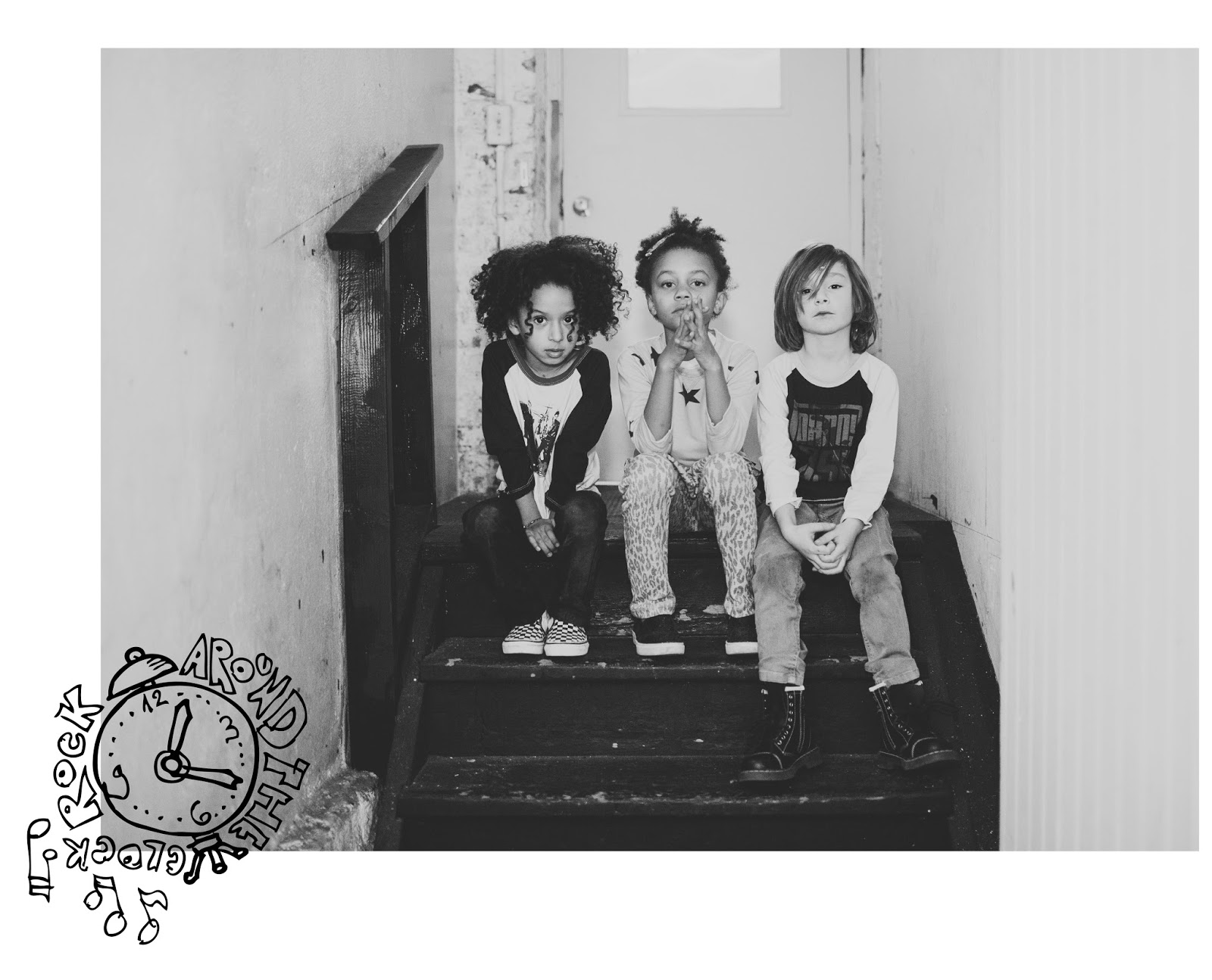 Cool kids clothes for Dirt & Noise kidswear shop holiday look book 2014