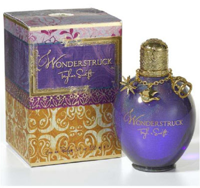 Wonderstruck by Taylor Swift packaging