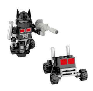 Hasbro Transformers Kre-O Micro Changers Series 2 - Nemisis Prime